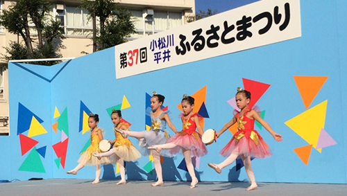 小松川平井ふるさと祭り